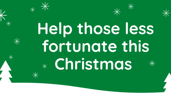 Donate a Christmas gift to the homeless and vulnerably housed